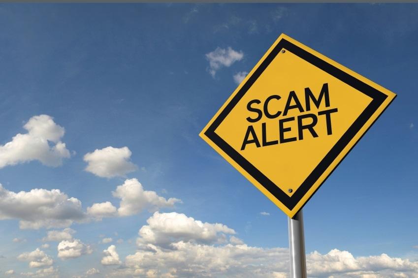 Scam-Alert-Sign